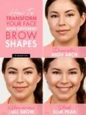 How to Transform Your Face With Different Brow Shapes