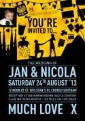 Real Festival Wedding - Nicola & Jan (Light & Lace Photography)