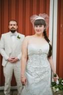 Memphis Farmer's Market Wedding
