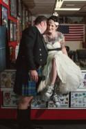 Celtic and Creole Fusion Wedding: Sarah & Devon