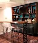 Cabinet Upgrade: Sleek Antique