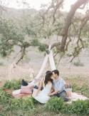 Whimsical + Romantic Engagement Session: Laura + Rob