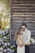 Relaxed Barn Wedding - Polka Dot Bride