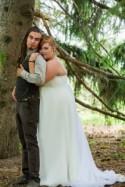 Alicia & Jonah's nature-focused Native American wedding