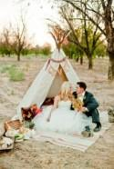 30 Romantic Wedding Picnic Ideas