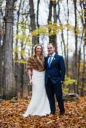 A Sugar Shack Wedding in Rigaud, Quebec