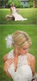 Vintage Wedding With A Natural Shine - The Wedding Chicks