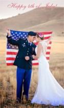 4th of July Wedding Inspiration - Belle the Magazine . The Wedding Blog For The Sophisticated Bride