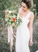 Spring Boho wedding inspiration - Wedding Sparrow