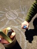 How to Make Sidewalk Chalk - DIY & Crafts - Handimania