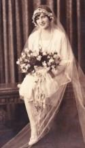 Victorian~Edwardian Wedding...Days Gone By...