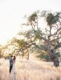 Mountain Glow Californian Love Session - Wedding Sparrow