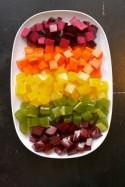 How to Make Healthy Rainbow Homemade Gummy Snacks - Cooking - Handimania