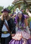 Pirate Themed Wedding: Jade & Dave
