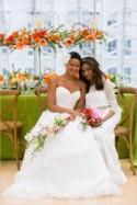 Indoor Spring Time Wedding Ideas
