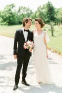 Relaxed Rustic Farmhouse Real Wedding - Wedding Sparrow