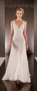 Martina Liana Spring 2015 Bridal Collection - Belle the Magazine . The Wedding Blog For The Sophisticated Bride