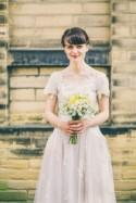The Bride Diaries. Amy's Crafty Hand Sewn Vintage Wedding