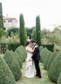Intimate Italian Countryside Wedding at Villa Cetinale - Wedding Sparrow