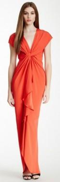 Gowns....Orange Obsessions