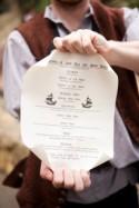 Dawn & John's elegant and pirate-y wedding