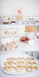 DIY Sprinkle Dessert Table Ideas