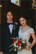 New Zealand Romantic Winter Wedding