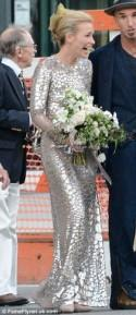 Piper Perabo Marries Stephen Kay At New Orleans Themed Wedding