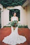 Timeless Spanish Garden Wedding