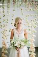 Romantic Floral Inspiration Shoot Ruffled