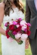Pink And Fuchsia Outdoor Wedding Ideas