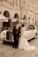 Mr and Mrs Paris elope to Paris France!