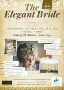 Knots and Kisses Wedding Stationery: Elegant Bride Wedding Fair Next Weekend at Pentillie Castle