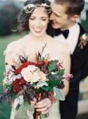 Elegant Autumn inspired shoot - Wedding Sparrow