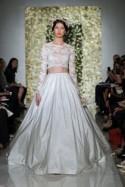 Reem Acra Fall 2015 Wedding Dresses