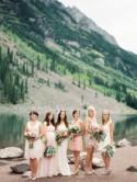 Rustic Mountainside Real Wedding - Wedding Sparrow