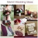 Merlot Wedding Ideas