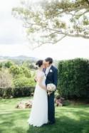 spring garden party wedding - Polka Dot Bride