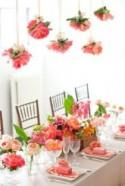30 Gorgeous Hanging Flowers Decor Ideas Overhead At Your Reception