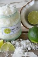 How to Make Lime Sugar Scrub - DIY & Crafts - Handimania