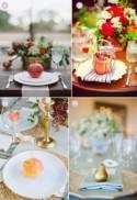 4 formas de utilizar la fruta en tu boda