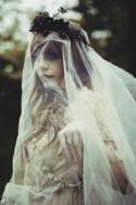 Festival Brides Get the Heebie-Jeebies: The Eerie Words of Edgar Allan poe