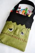 How to Make Trick-Or-Treat Bag - DIY & Crafts - Handimania