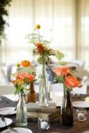 Rustic Fall Wedding With Vintage Details