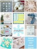 Snow Fresh, Snow Clean Printable