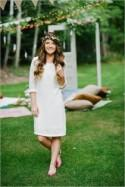 Lovely Woodland Bridal Shower