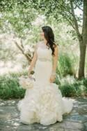 Blush + Gold Winery Wedding