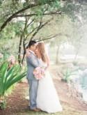 Kate Spade Inspired Wedding in Hawaii Ruffled