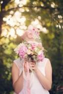 Retro Aqua & Pink Engagement Shoot Ideas