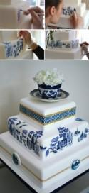 MurrayMe. Beautiful Hand Painted Wedding & Celebration Cakes.